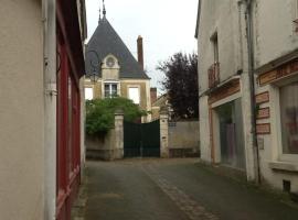 La Roseraie, Beaumont-sur-Sarthe (рядом с городом Maresché)