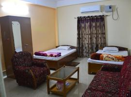 Hotel Kaustav, Tezpur (рядом с городом Nowgong)