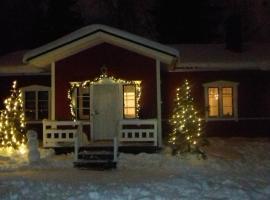 Holiday House Lapland, Рованиеми (рядом с городом Saarenkylä)