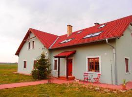 Penzion Na prázdninách, Hlavatec (Dívčice yakınında)