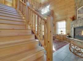 Shawnee Trailside Chalet, Bridgton
