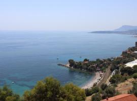 Residenza Costa Azzurra, Ventimiglia (Mortola Superiore yakınında)