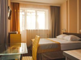 Tyumen Time Hotel, Тюмень