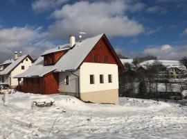 Chata Kábovka, Roprachtice (Poniklá yakınında)