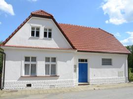 Station House Loft Apartment, Obrataň (Pacov yakınında)