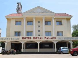 Hotel Royal Palace, Karad (рядом с городом Kāla)