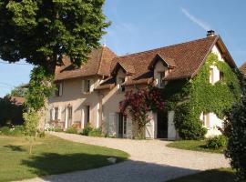 Le Tilleul, Montagnieu (рядом с городом Saint-Didier-de-la-Tour)