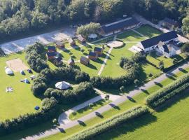 Skovly Lejr og Kursus center, Ribe (Favrlund yakınında)
