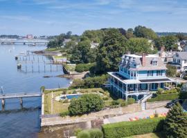 Sanford-Covell Villa Marina, Newport