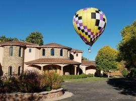 The Alameda House, Alameda (V destinácii Rio Rancho a okolí)