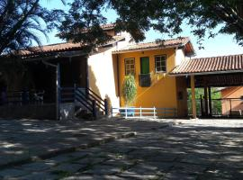Pousada Recanto Ingá, São Pedro da Aldeia (Itaí yakınında)