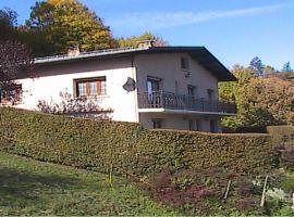 Chalet Montricher, Montricher-le-Bochet (рядом с городом Saint-Julien-de-Maurienne)
