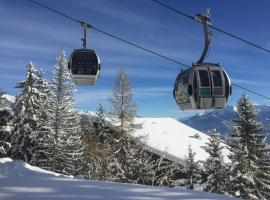 Balcon des Alpes, Anzère