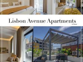 Lisbon Avenue Apart - Free Parking