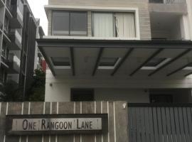 Rangoon 1 Apartment