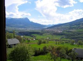 La Grande Ferme, Les Rencuraux (рядом с городом Шатору-лез-Альп)