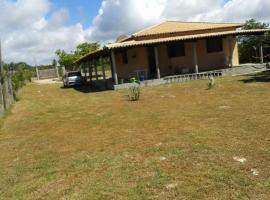 casa IMBASSAY, Jaguaquara (Ubaíra yakınında)