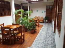 Amazon Green Hotel