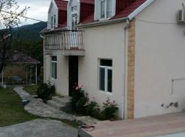 Pool Villa Gabala, Nohurqışlaq