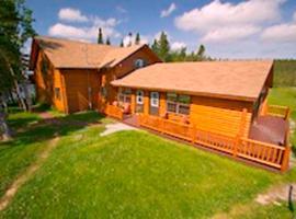 Tuckamore Lodge, Main Brook
