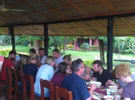 Big Foot Safari Lodge