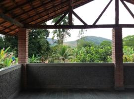 Estalagem Pé das Serras, Guapimirim (Magé yakınında)