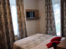 Hotel Restaurant Du Haut Du Roc, Basse-sur-le-Rupt (рядом с городом Rochesson)