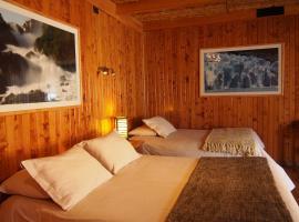 Hotel Último Paraíso, Cochrane