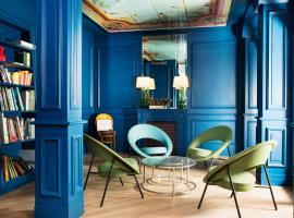 Celeste Hotel Paris Batignolles