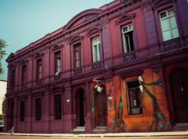 La Casa Roja Hostel, Santiago