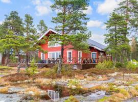 Villa Älgen, Bamböle (рядом с городом Saltvik)
