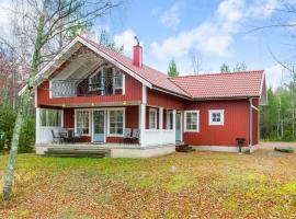 Norrö Holiday Village, Bamböle (рядом с городом Экерё)