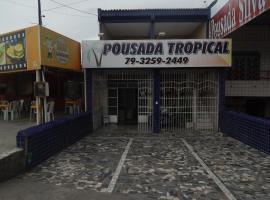 Pousada Tropical, Aracaju (Laranjeiras yakınında)