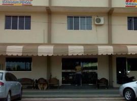 Christian Hotel, Itacoatiara (Fazendinha yakınında)