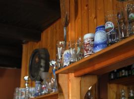 Gilde étterem és panzió, Pilisvörösvár (рядом с городом Piliscsaba)