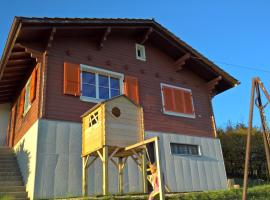 La petite maison, Couvet (Travers yakınında)