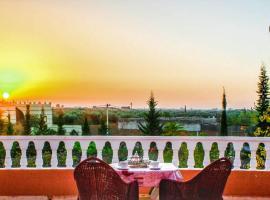 louajri club, Marrakesh