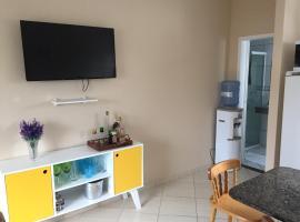 Apartamento 30 metros do mar na prainha, Sambaqui