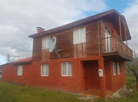 Casa Quincho Lago Frio