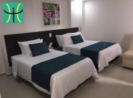 Hotel Interpacific, Quibdó