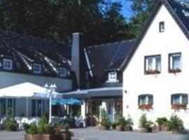 Hotel Landgut Ochsenkopf, Rotta (Lubast yakınında)