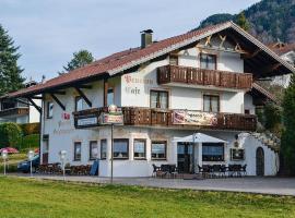 Sonne, Halblech (Buching yakınında)