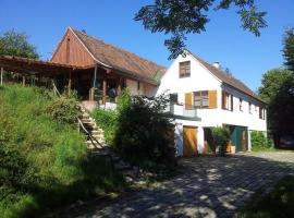 Naturlandhaus Stronegg, Stronegg (Eichenbrunn yakınında)