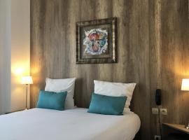 Hotel Du Trosy, Кламар