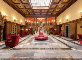 Grand Hotel Villa Politi, Sirakūzas