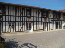 Gîte La Sente des Vignes, Hauteville (рядом с городом Orconte)