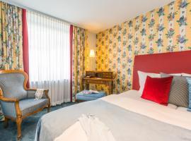 Lohmann's Romantik Hotel Gravenberg, Langenfeld (Leichlingen yakınında)