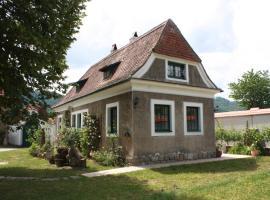 Bioweingut Schmidl, Dürnstein (Unterbergern yakınında)
