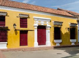Casa Frank, Mompos (Mompós yakınında)