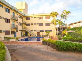 San Juan Palace Hotel, Santa Cruz do Rio Pardo (Manduri yakınında)